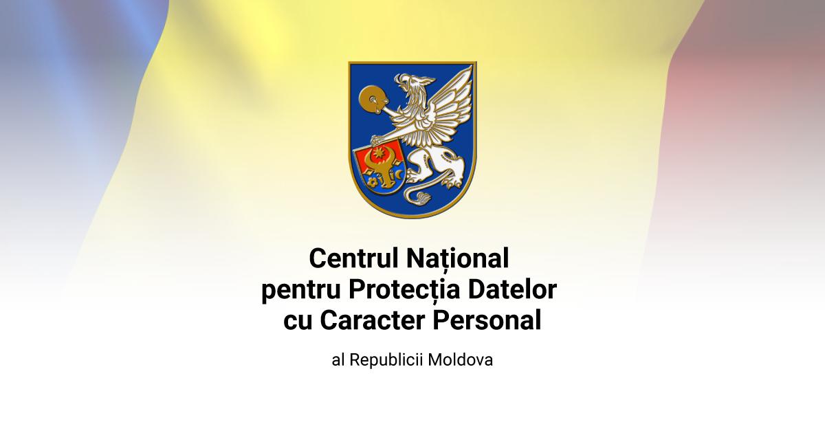 Protecția datelor cu caracter personal - Acasa - MFP